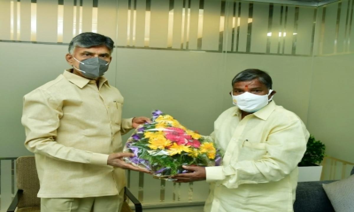 Narasimhulu New President Of Tdp Telangana-TeluguStop.com