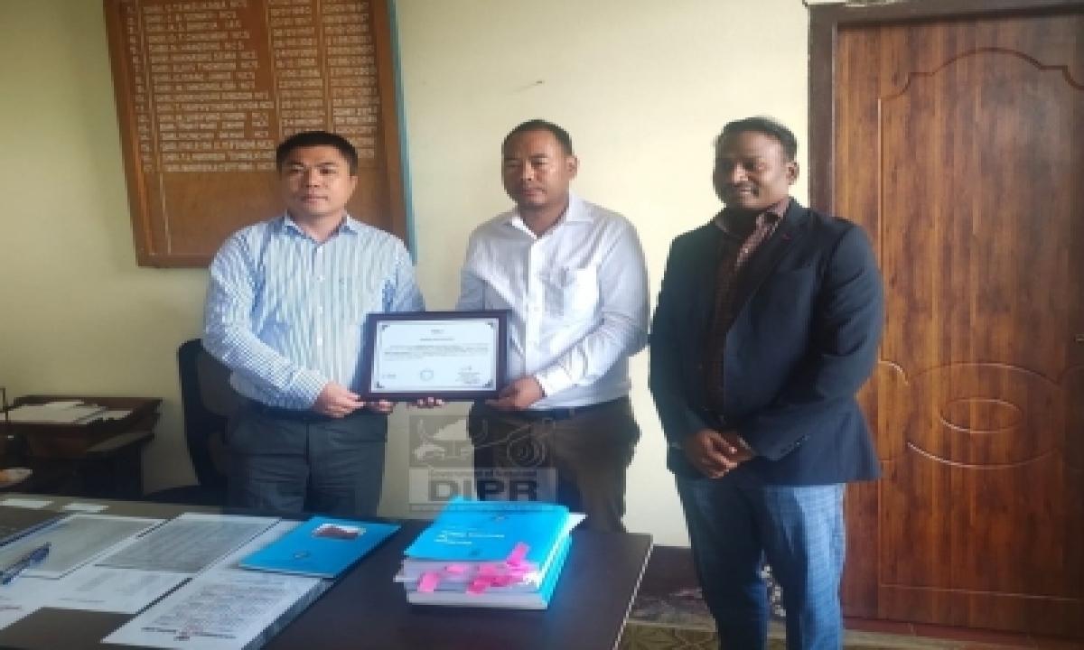 Ndpp Nominee In Nagaland Bypoll Elected Unopposed – National,politics-TeluguStop.com