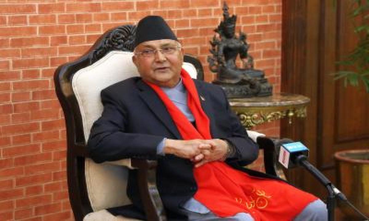 Nepal Oppn Seeks Oli's Resignation-TeluguStop.com