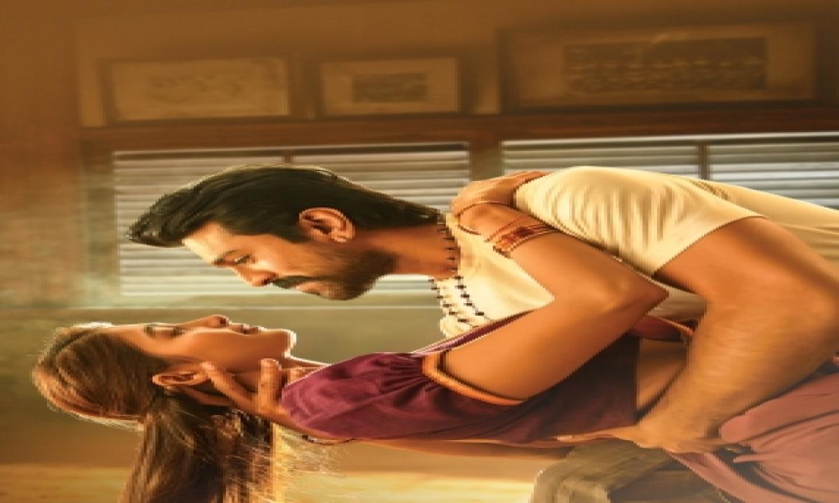 New 'acharya' Poster Unveiled On Ugadi-TeluguStop.com