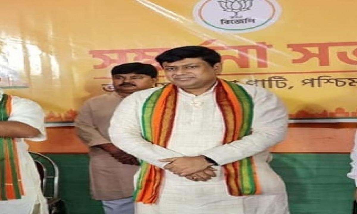 New Bengal Bjp Chief Sukanta Majumdar To Be In Delhi On Monday, Meet Leaders-TeluguStop.com