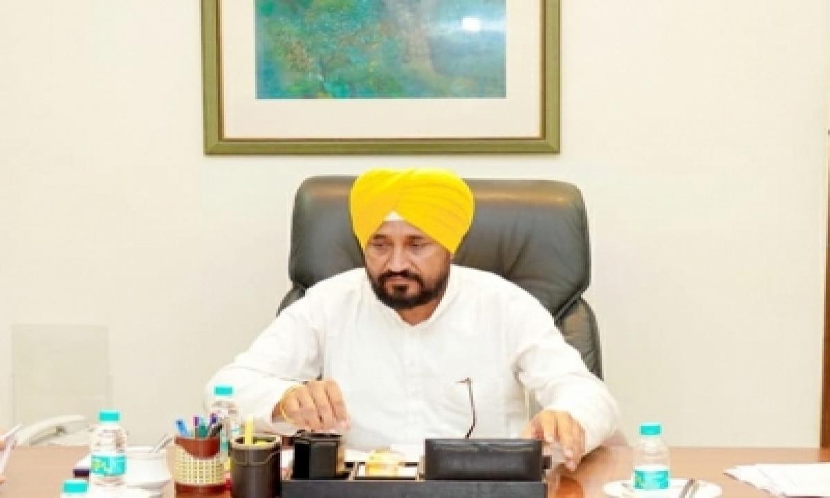 New Punjab Cabinet To Take Oath On Sunday-TeluguStop.com
