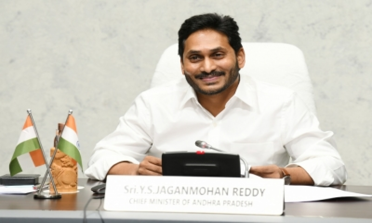 No Employee Will Be Laid Off From Schools, Anganwadis: Andhra Cm-TeluguStop.com