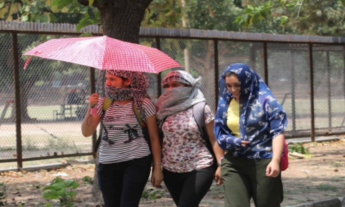 No Heat Wave Expected Over Next Five Days: Imd-TeluguStop.com