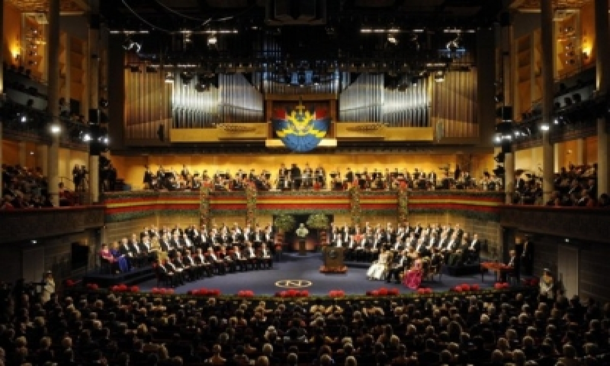 Nobel Prize Ceremonies Cancelled Again Over Covid-TeluguStop.com