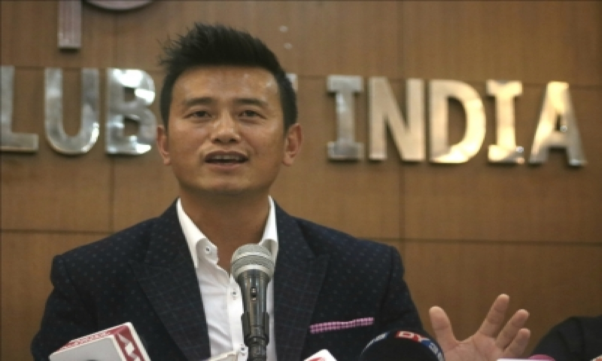 Not All Foreign Coaches Are Tactically Very Strong: Bhutia-TeluguStop.com