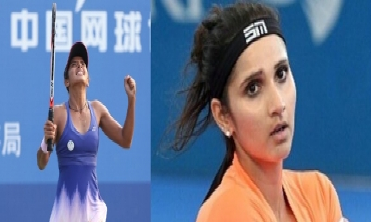 Olympic Countdown: Hopes On Sania-ankita In Controversy-marred Tennis Buildup-TeluguStop.com