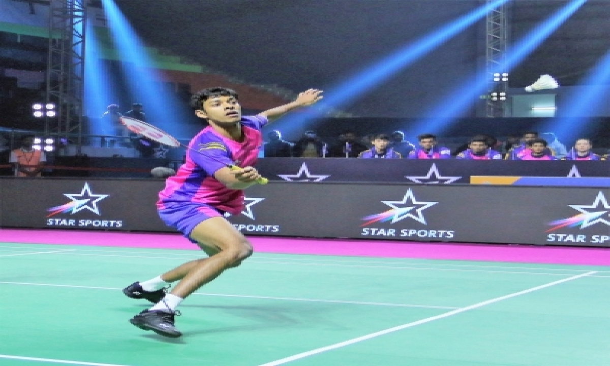 Olympics Badminton: Shetty-rankireddy Hold Nerve To Win; Sai Praneeth Loses-TeluguStop.com