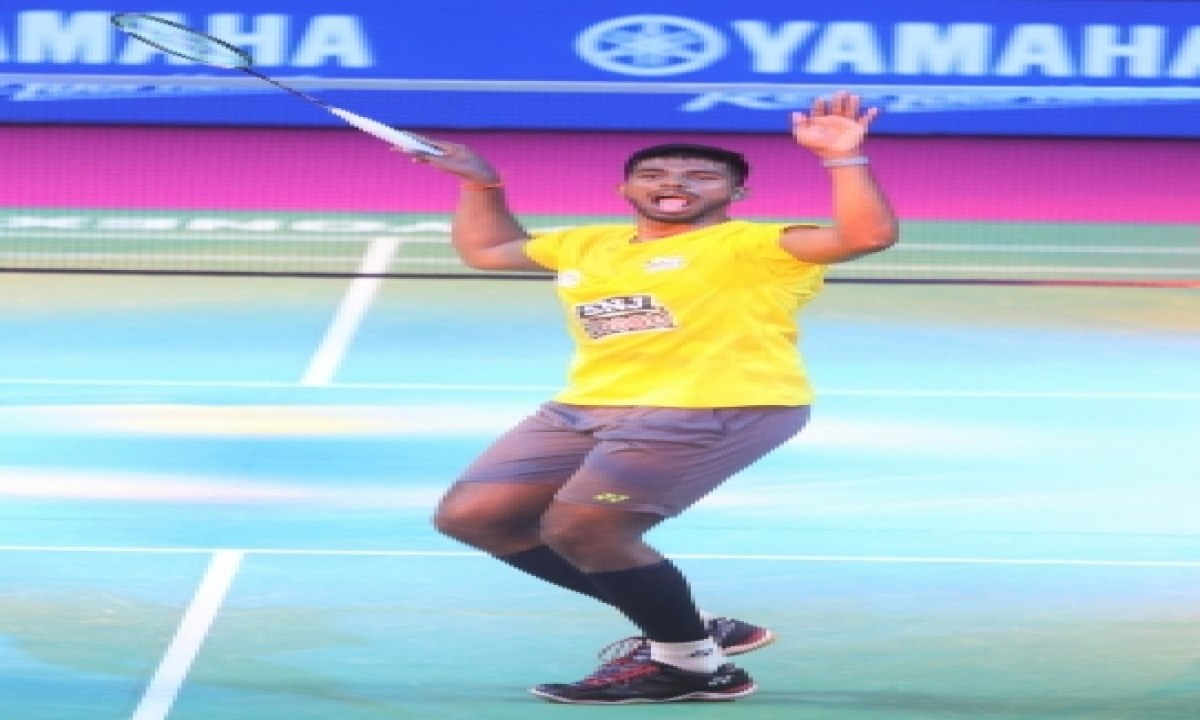 Olympics: Rankireddy-shetty Lose To Indonesian Pair In Men's Doubles-TeluguStop.com