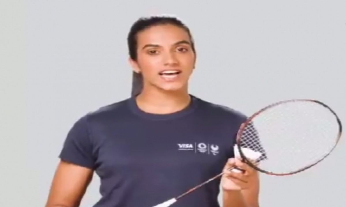 Olympics: Sindhu Storms Into Women's Badminton Semi-finals-TeluguStop.com