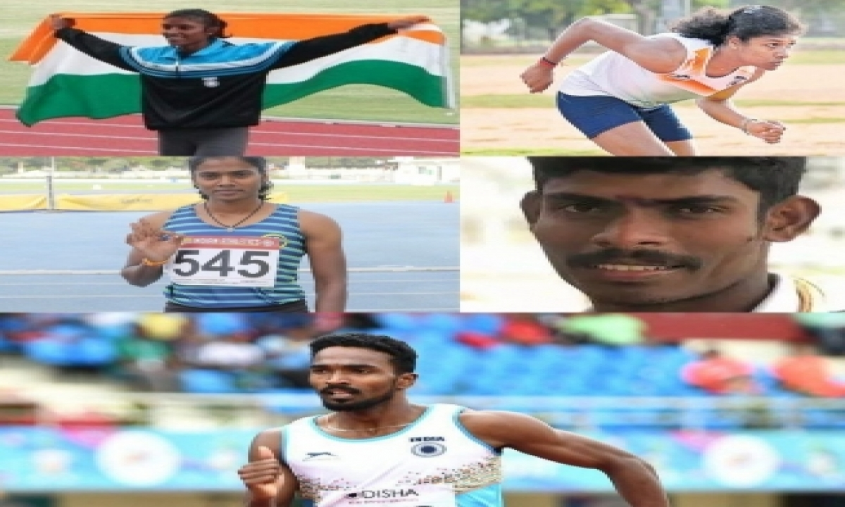 One Medal That Can Change Tn Athletes' Lives Forever-TeluguStop.com