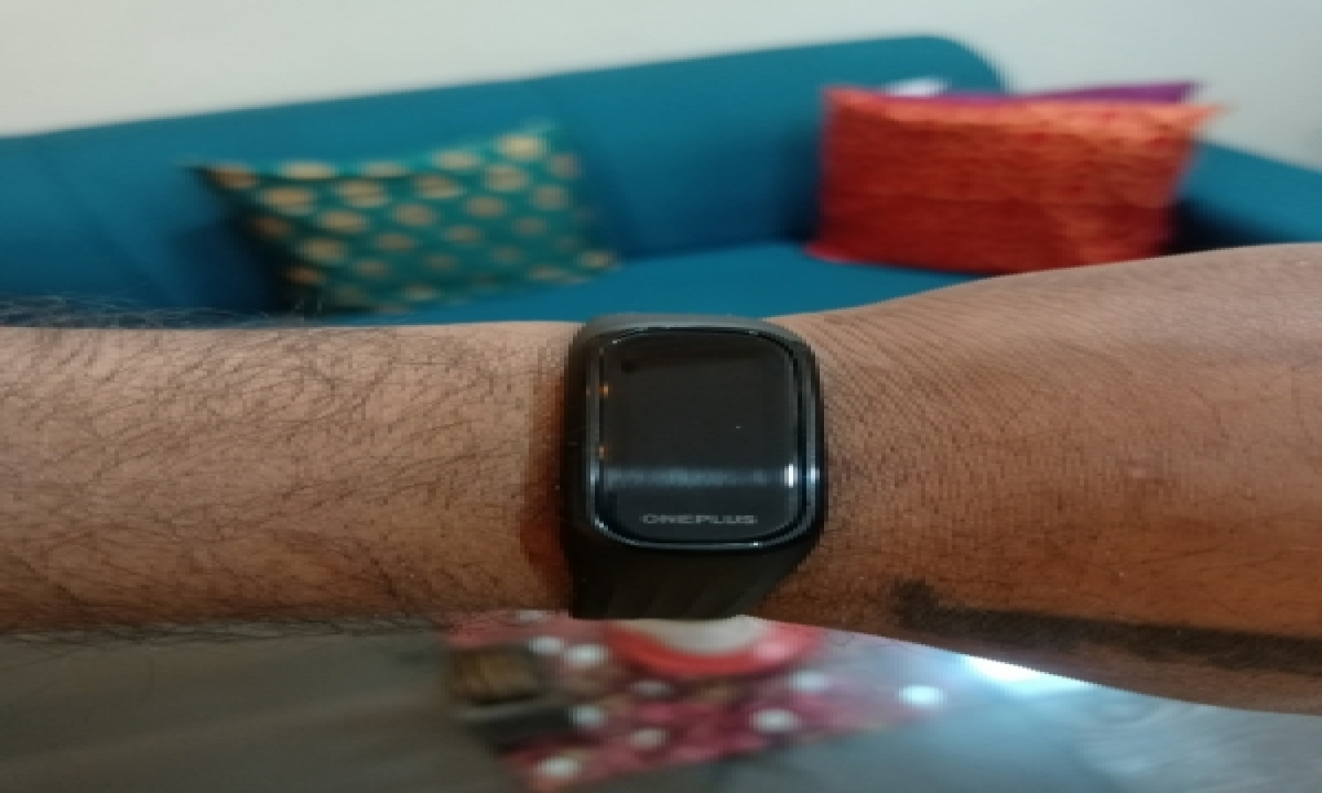 TeluguStop.com - Oneplus Band: Stay Fit With This Budget Wearable In New Year
