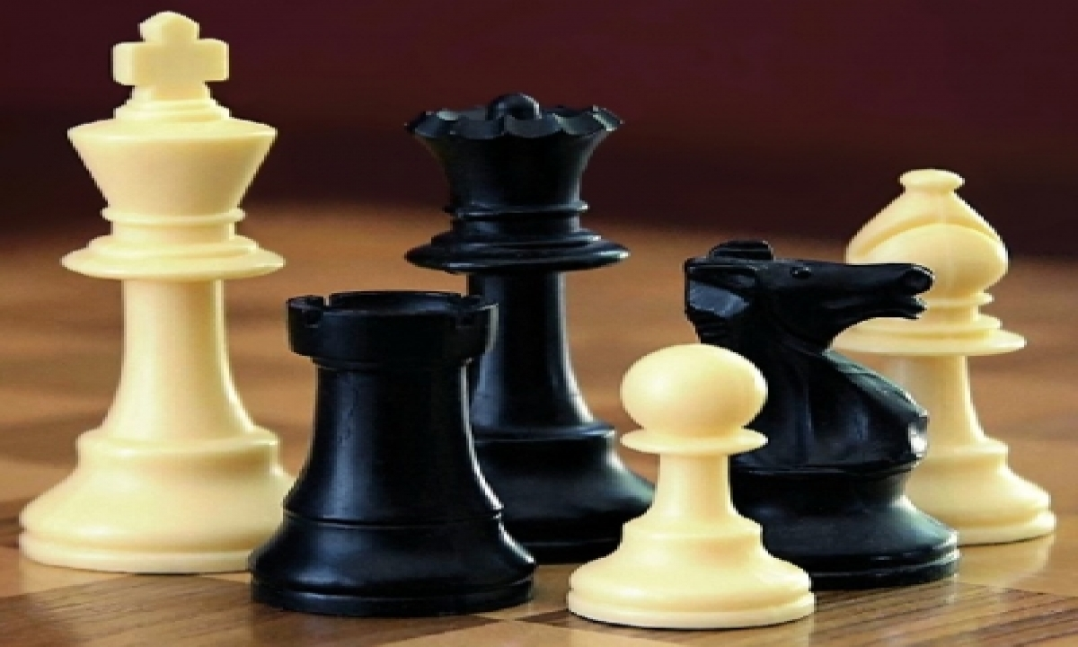 Online Chess Olympiad: India Lose To Usa In Semis-TeluguStop.com