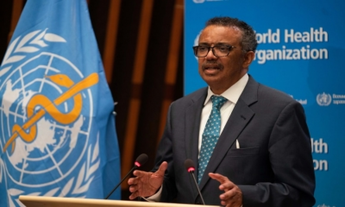 Over 25 World Leaders Call For Pandemic Treaty: Who Chief-TeluguStop.com