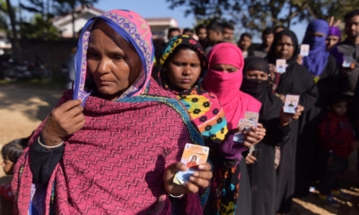 TeluguStop.com - Over 52 Cr Ballot Papers For Up Panchayat Polls