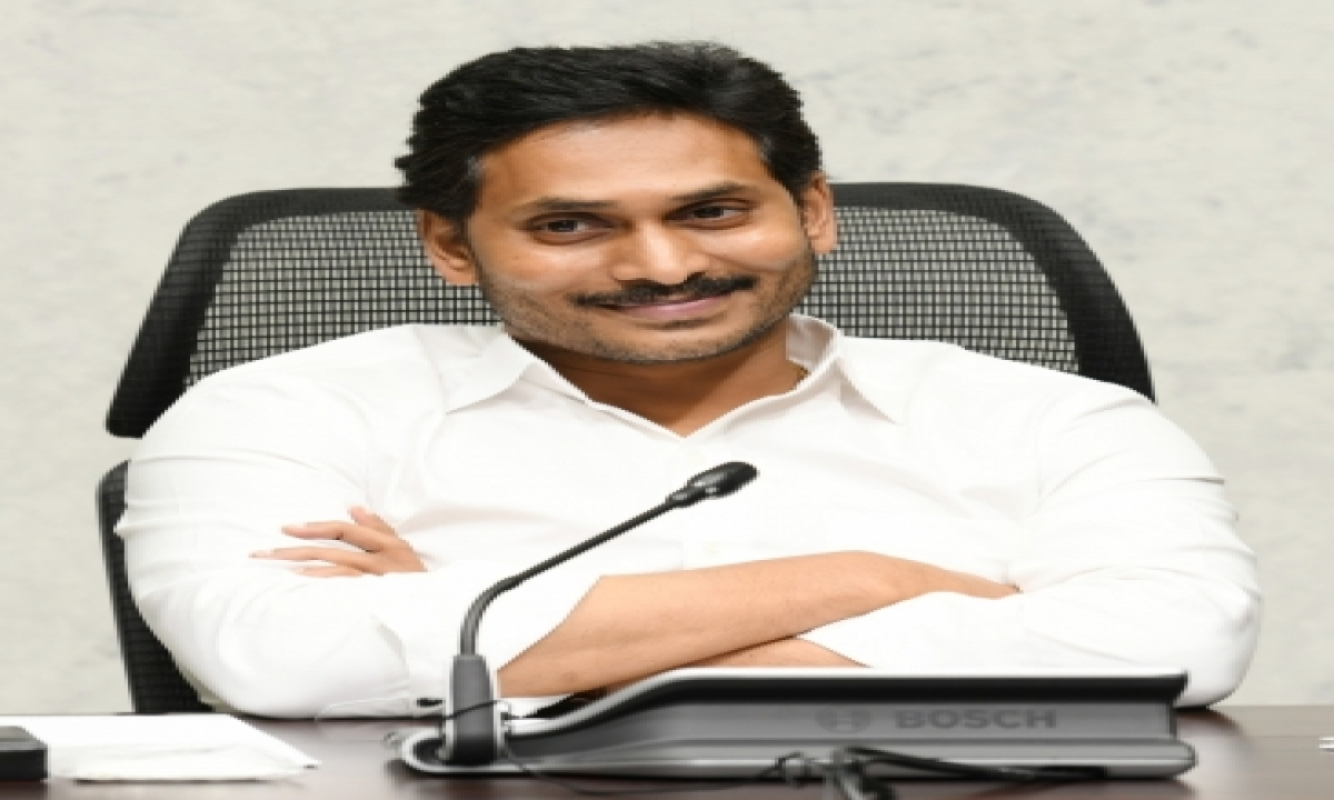 Own Up Ward, Village Secretariats, Andhra Cm Tells Officials-TeluguStop.com