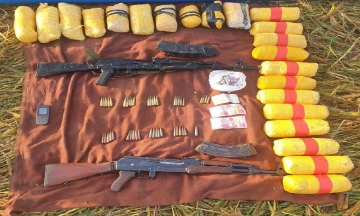 Pak Intruder Shot Dead In Punjab; Heroin, 2 Ak-47 Seized-TeluguStop.com