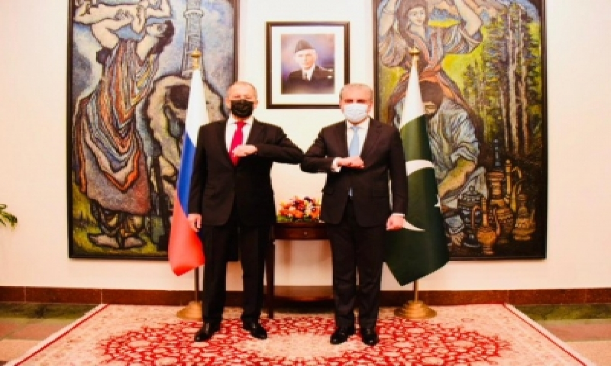 Pak, Russia Vow To Boost Bilateral Ties-TeluguStop.com