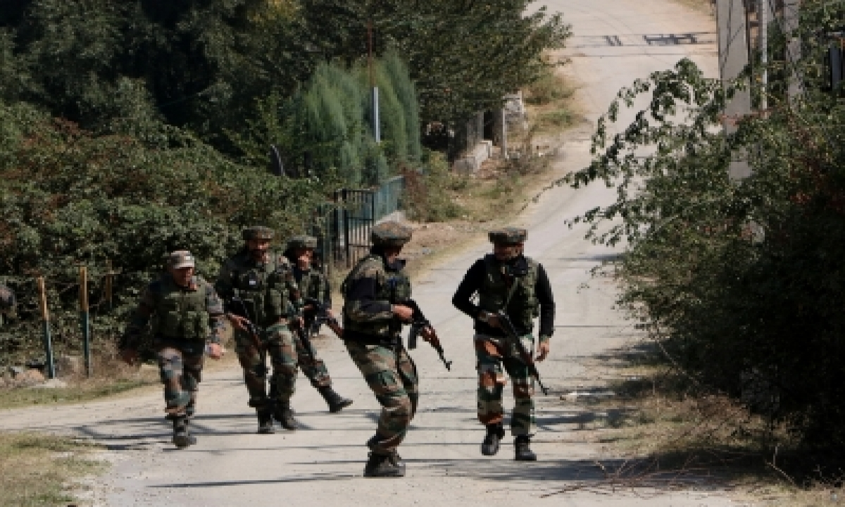 Pakistan Again Violates Ceasefire On Loc In Rajouri District (ld)-TeluguStop.com