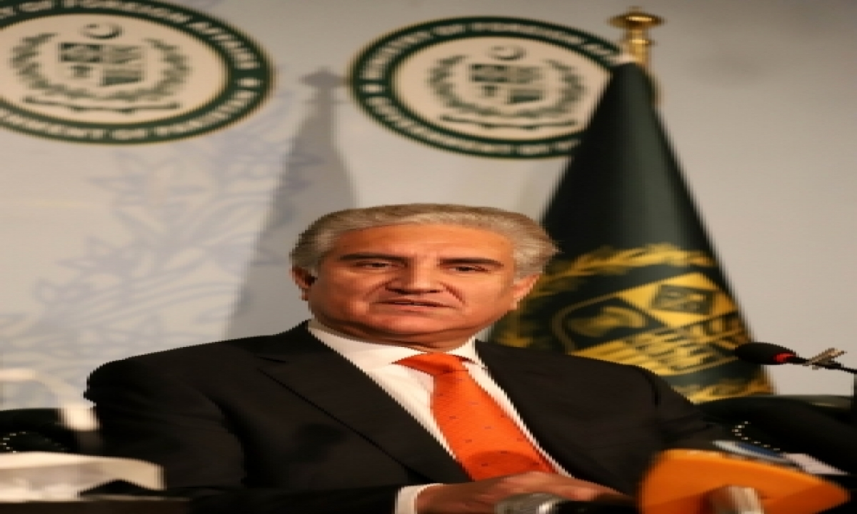 Pakistan And India Cannot Afford A War, Says Pak Fm-TeluguStop.com