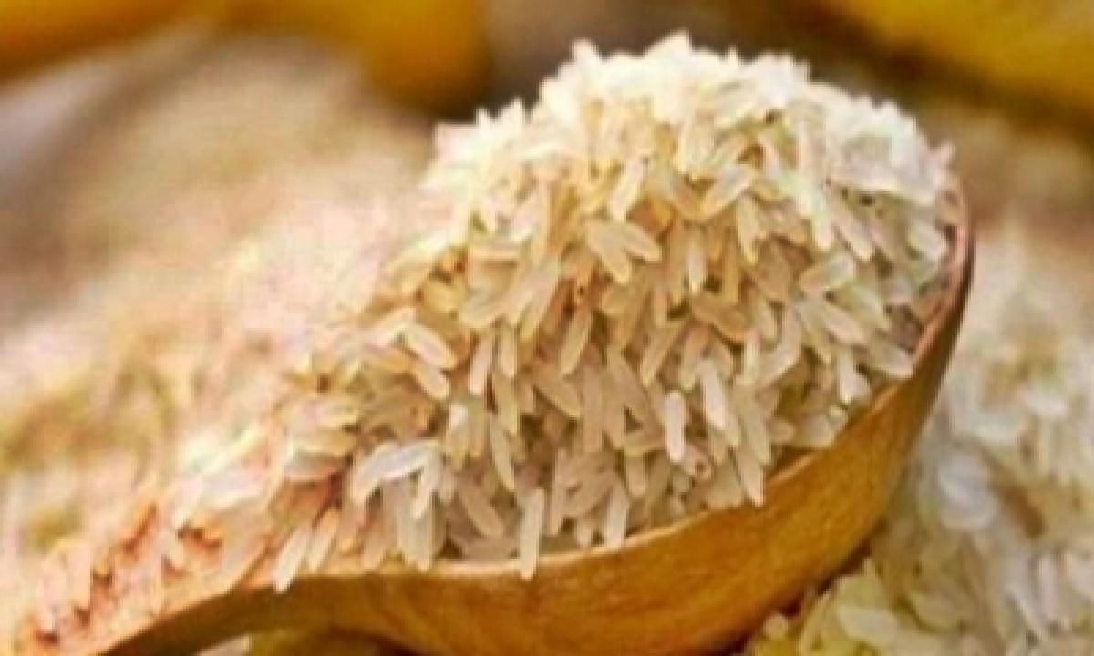 TeluguStop.com - Pakistan Gets Gi Tag For Basmati Rice