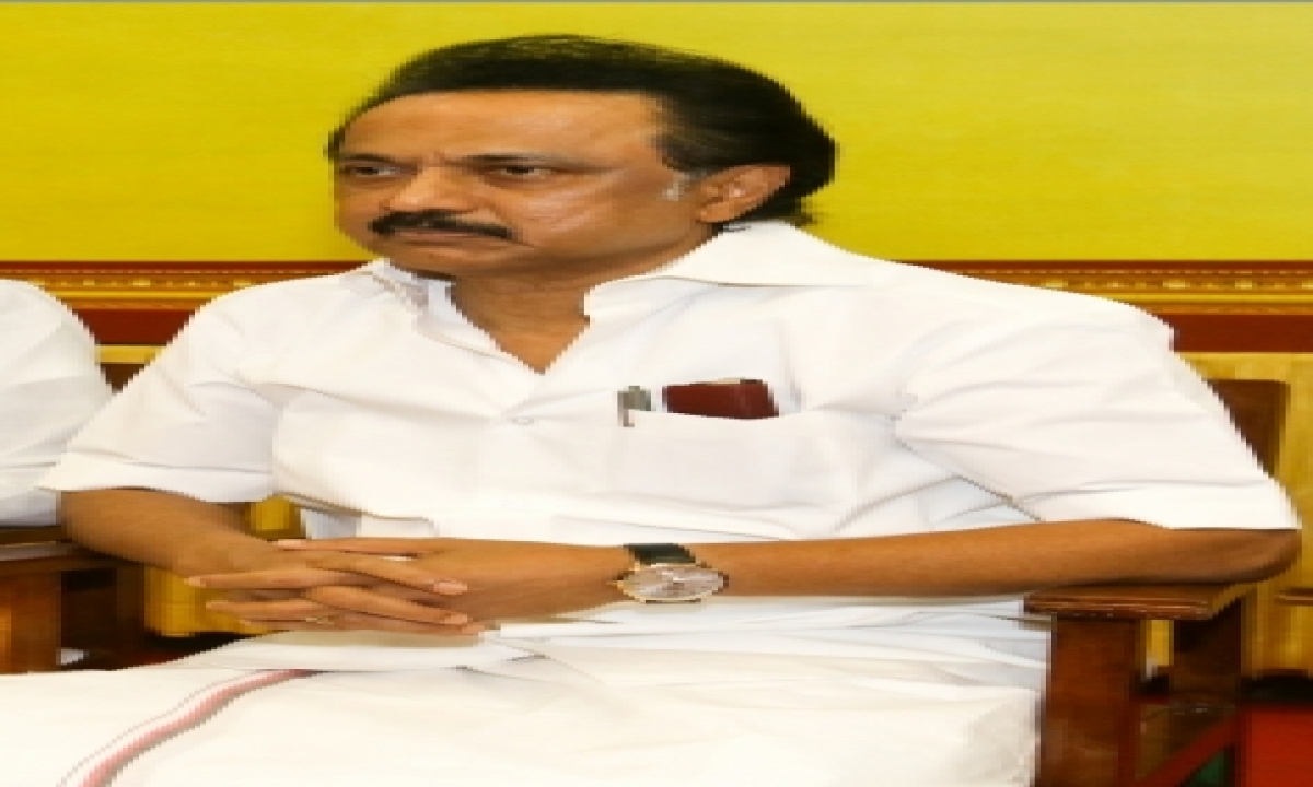 Parliament Should Deliberate On Postal Votes For People Above 80: Stalin-TeluguStop.com