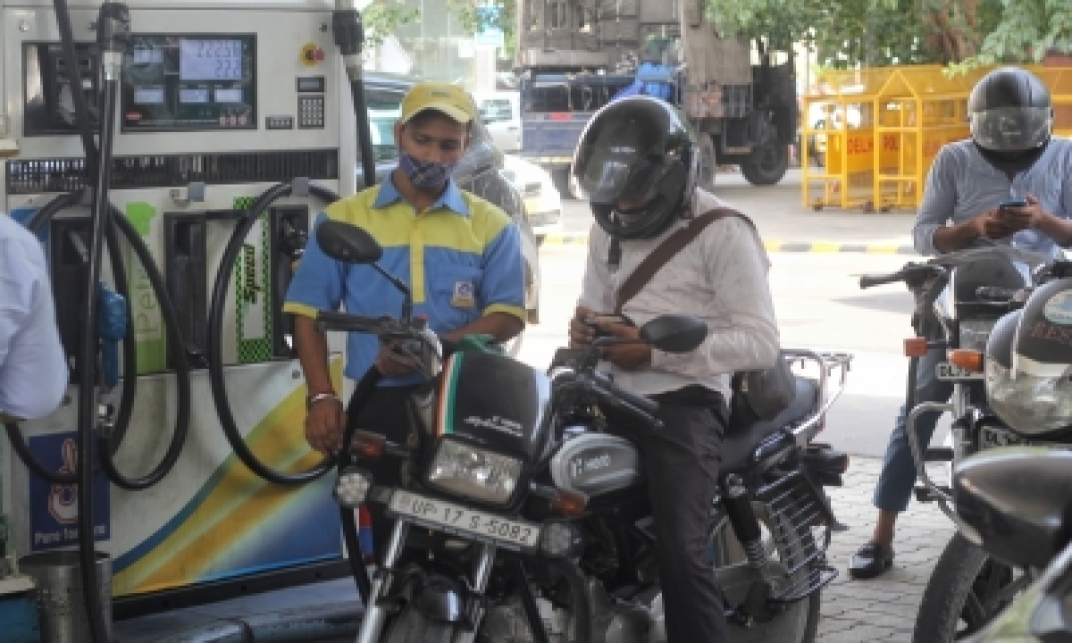 Petrol, Diesel Prices Static For 10 Consecutive Days-TeluguStop.com