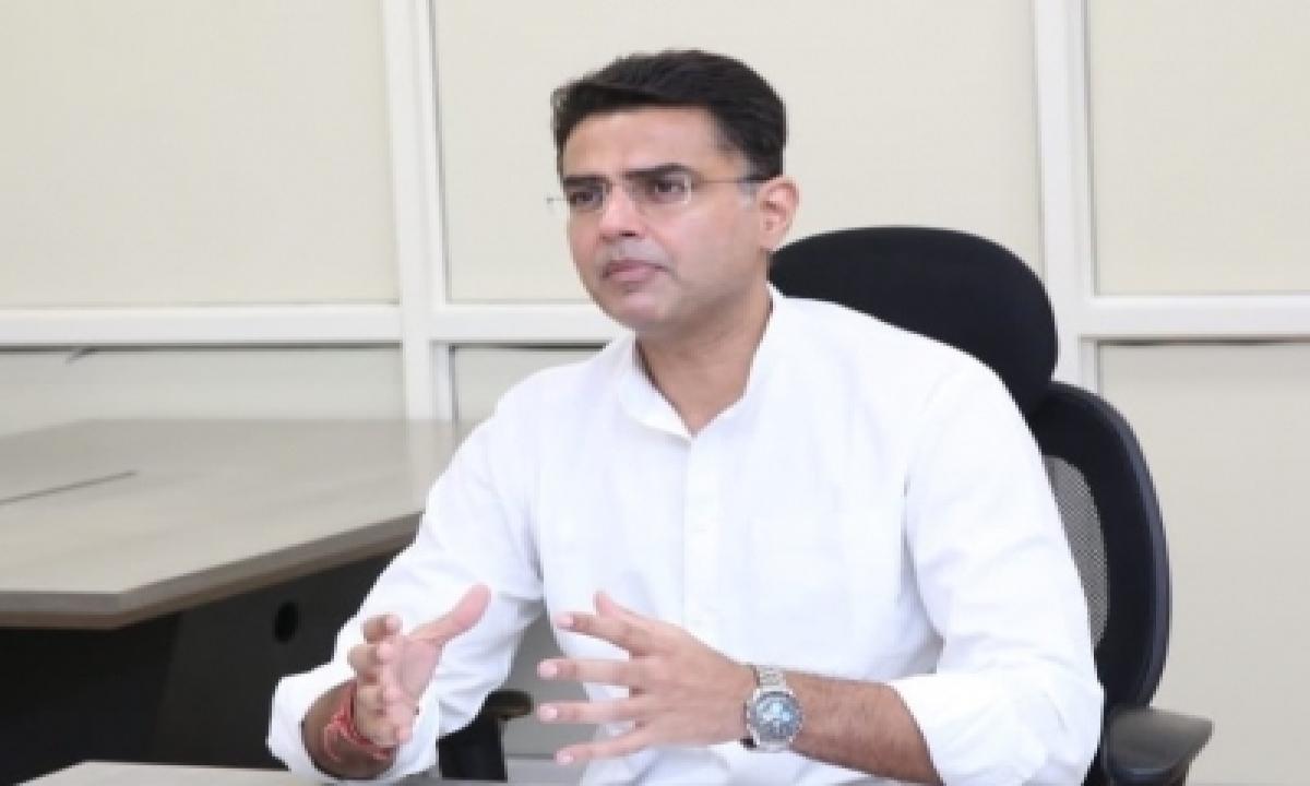 Pilot Meets Rahul: Lobbying & Whatsapp Calling Picks Up Pace In Raj And Delhi-TeluguStop.com