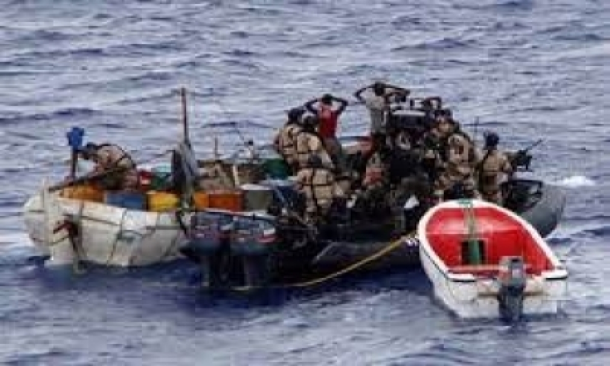 Pirate Attack, Missing Indian Sailor: Gabon Marine Police Probing 3 Locals-TeluguStop.com