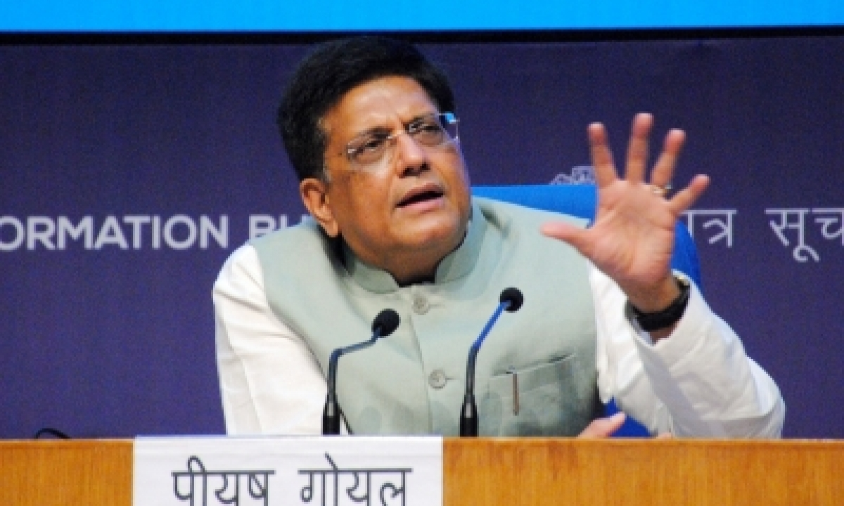 Piyush Goyal Hails Himachal For 100% First Dose Vaccination-TeluguStop.com