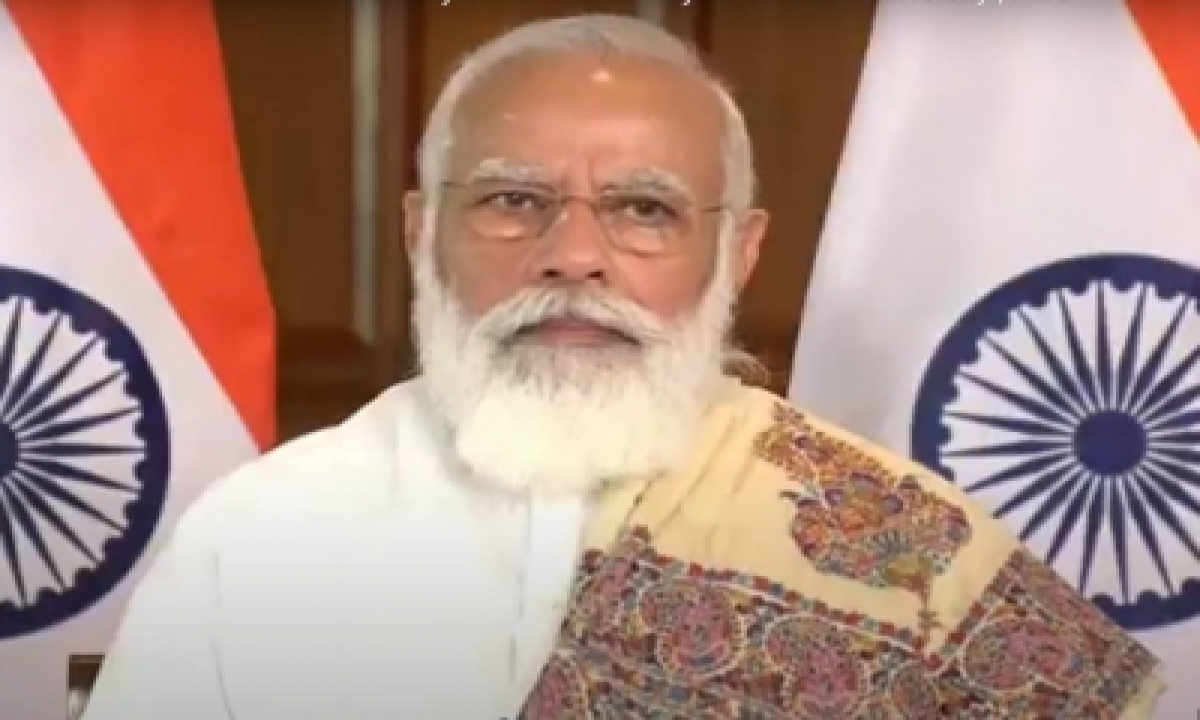 Pm At G20: Coordinated Efforts By Largest Economies Will Lead To Faster Recovery From Pandemic-TeluguStop.com