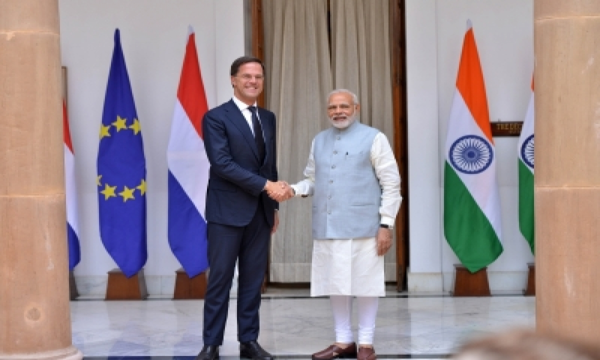 Pm Modi To Hold Web Meeting With His Dutch Counterpart-TeluguStop.com