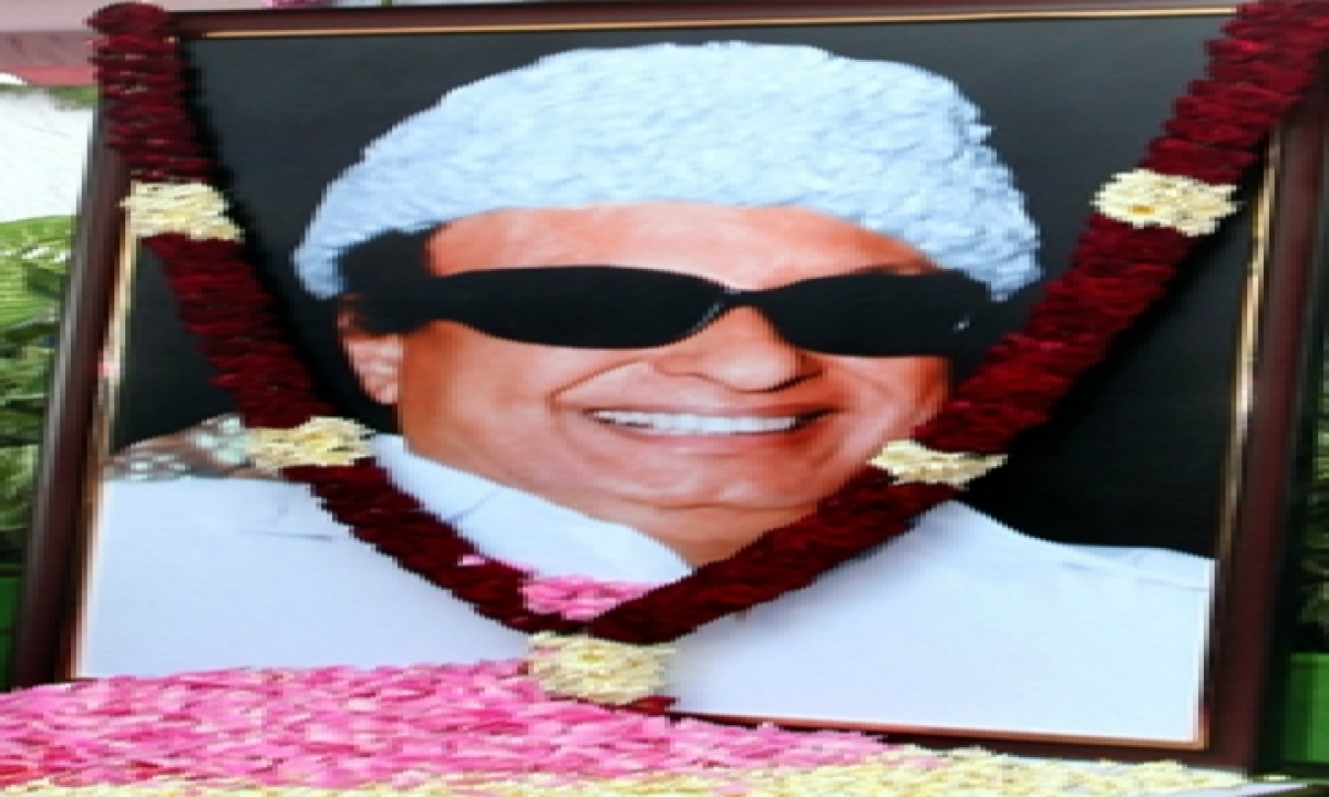 TeluguStop.com - Pm Pays Tributes To Mgr On Birth Anniversary