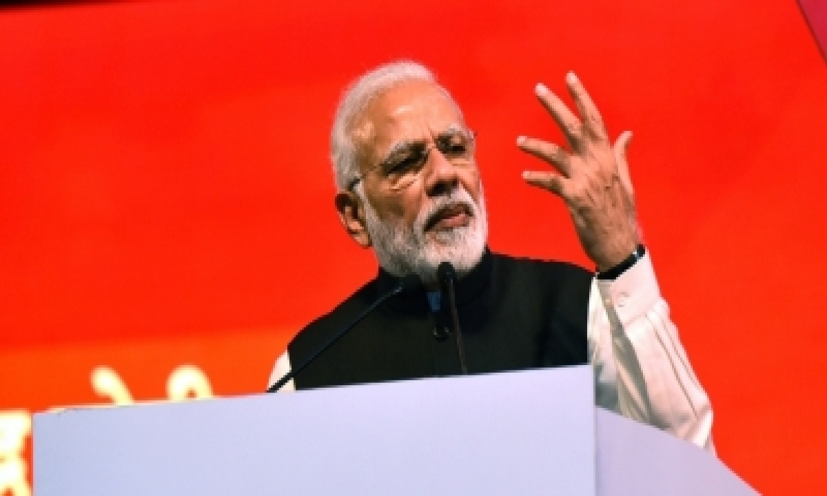 Pm Stresses On 'test, Track & Treat' To Check Covid Spread-TeluguStop.com