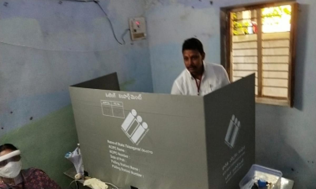 Poll Panel Urged To Stop Dalit Bandhu Implementation In Huzurabad-TeluguStop.com