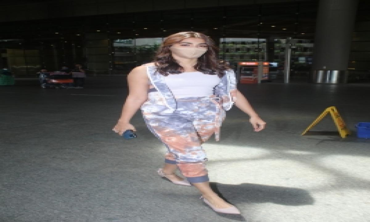Pooja Hegde Gives An Update On 'radhe Shyam'-TeluguStop.com