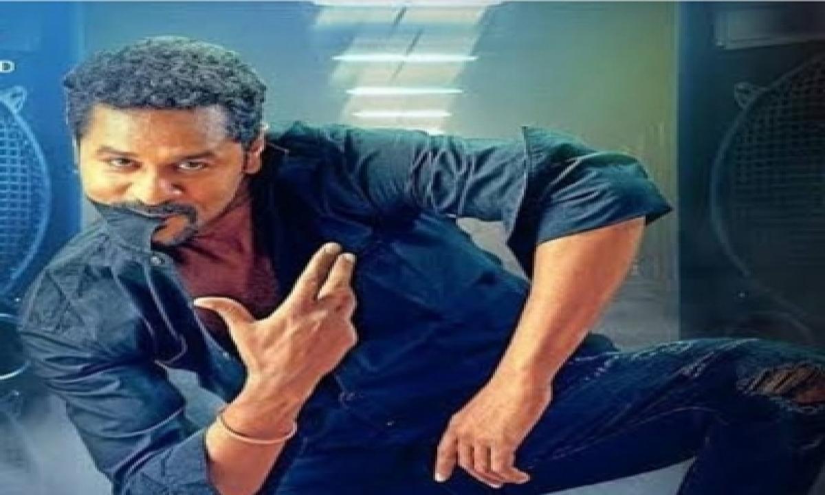 Prabhu Deva To Show His Moves In 'dance+ Season 6'-TeluguStop.com