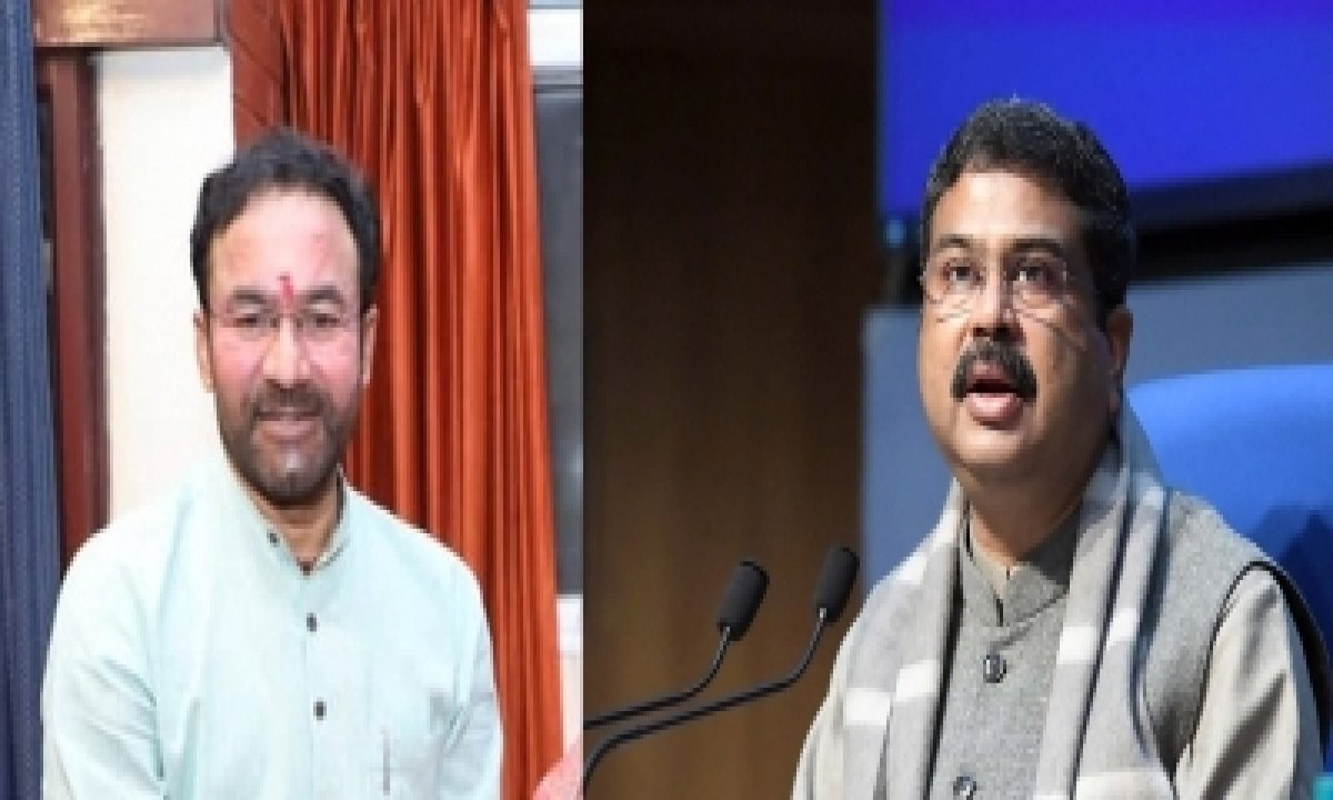 Pradhan Writes To Kisan Reddy For Preservation Of Swapneswar Temple In Odisha-TeluguStop.com