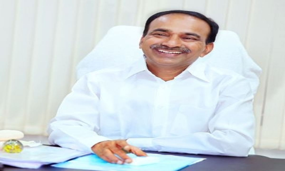 Probe Begins Into Alleged Land Grabbing By Telangana Minister-TeluguStop.com