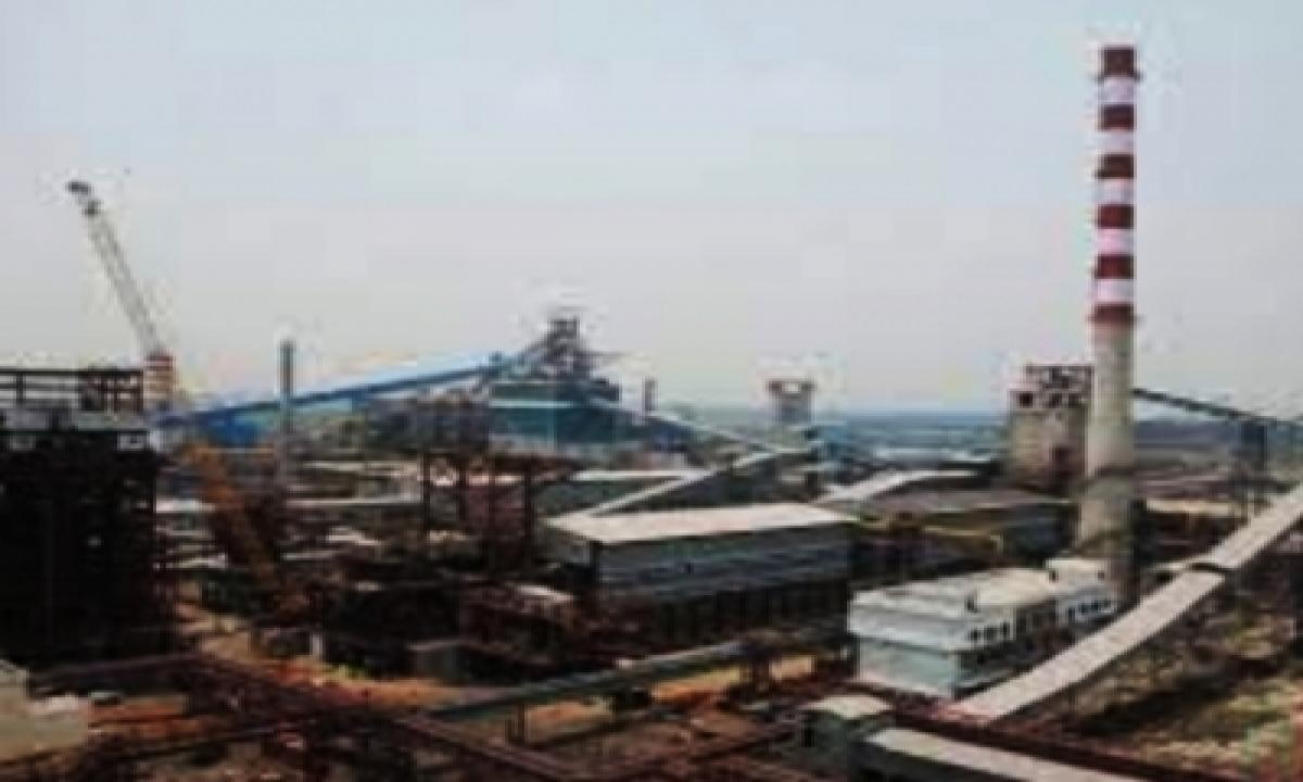 Protests Against Vizag Steel Plant Privatisation In Delhi Now-TeluguStop.com