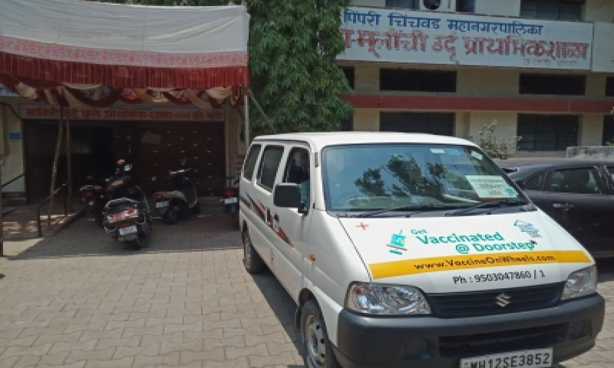 Pune Deploys Vow Mobile Units For Covid Jabs-TeluguStop.com