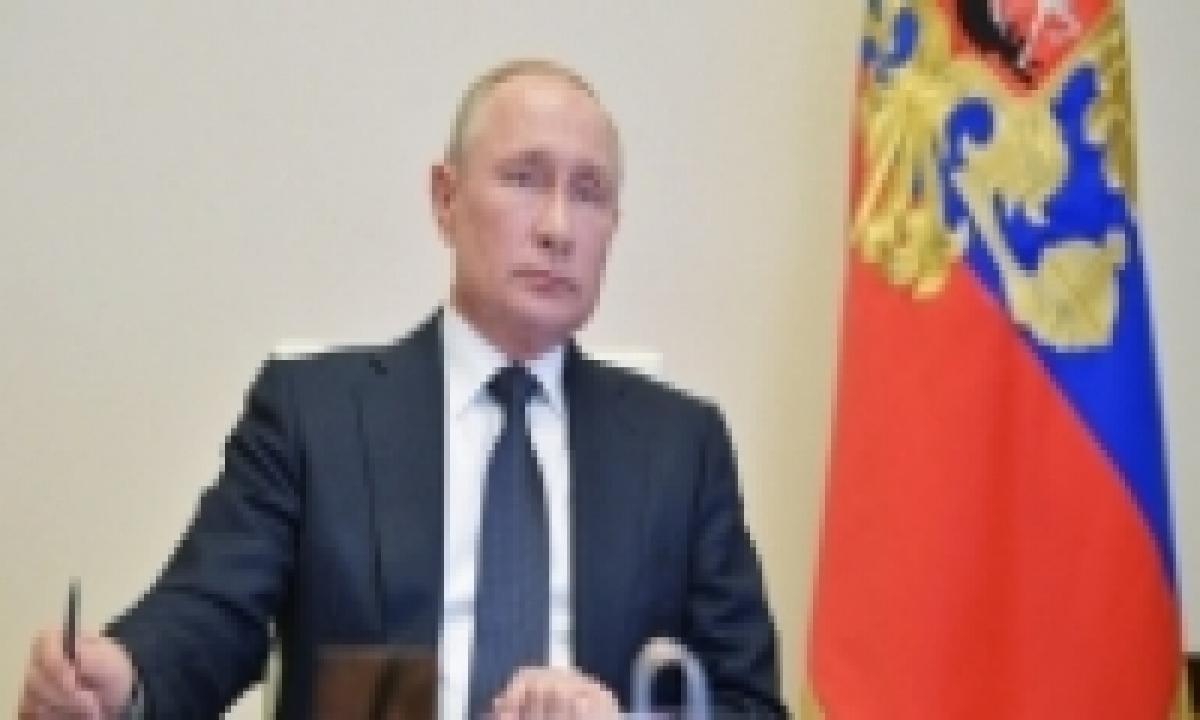 Putin Nominates Speaker Of State Duma's New Convocation-TeluguStop.com