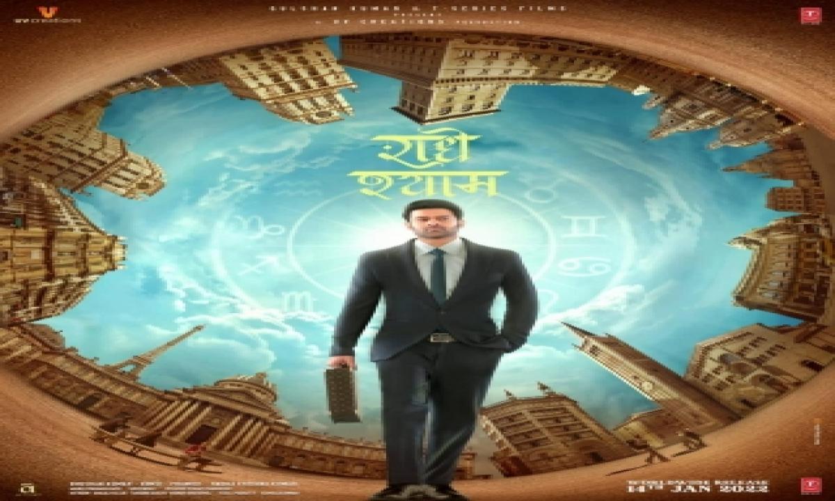 'radhe Shyam' To Release On January 14, 2022-TeluguStop.com