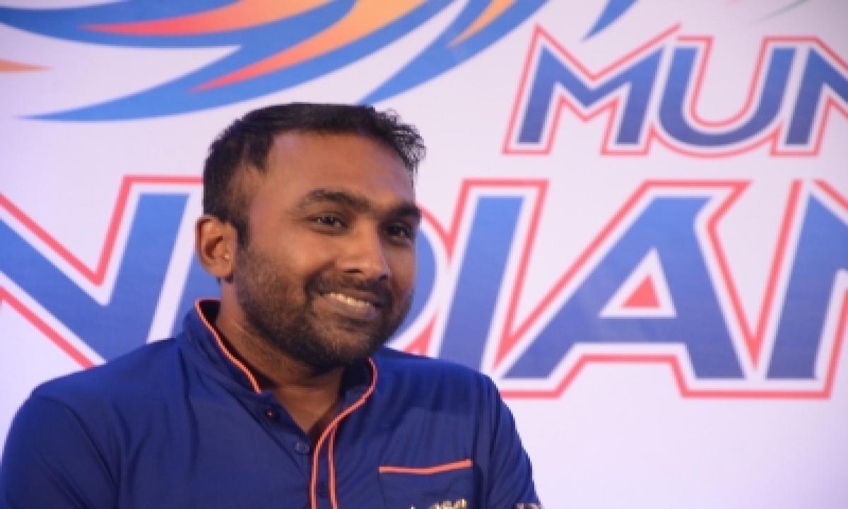 Rahul Chahar Has Got Bowling Intelligence: Jayawardene-TeluguStop.com