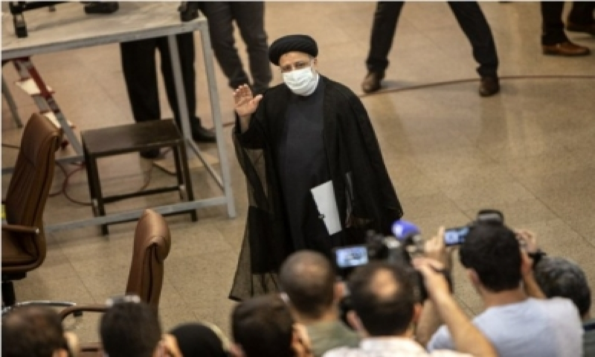 Raisi Says 'new Chapter' Emerging In Iran-tajikistan Ties-TeluguStop.com