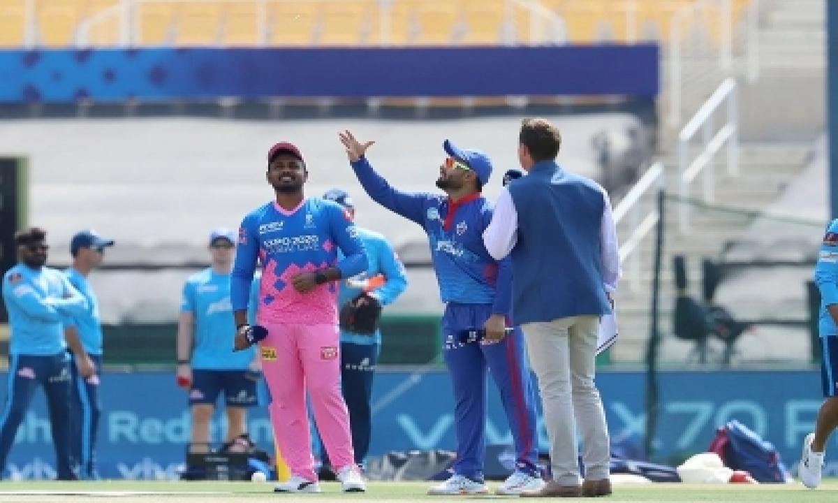 Rajasthan Royals Win Toss, Elect To Field Against Delhi Capitals-TeluguStop.com