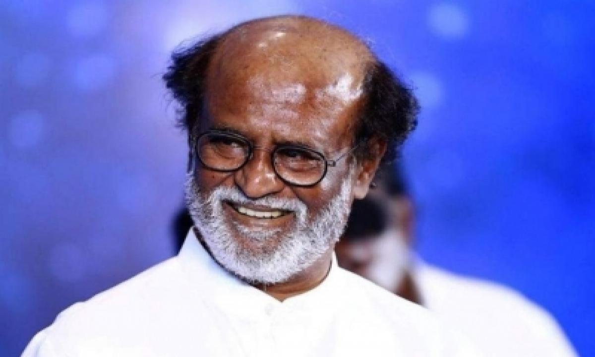 Rajinikanth To Be Honoured With Dadasaheb Phalke Award-TeluguStop.com