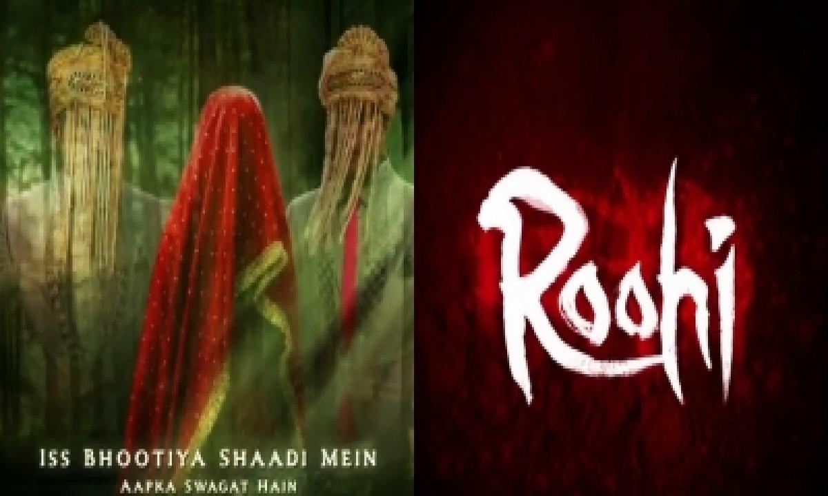 Rajkummar Rao, Janhvi Kapoor-starrer 'roohi' In Theatres On March 11-TeluguStop.com
