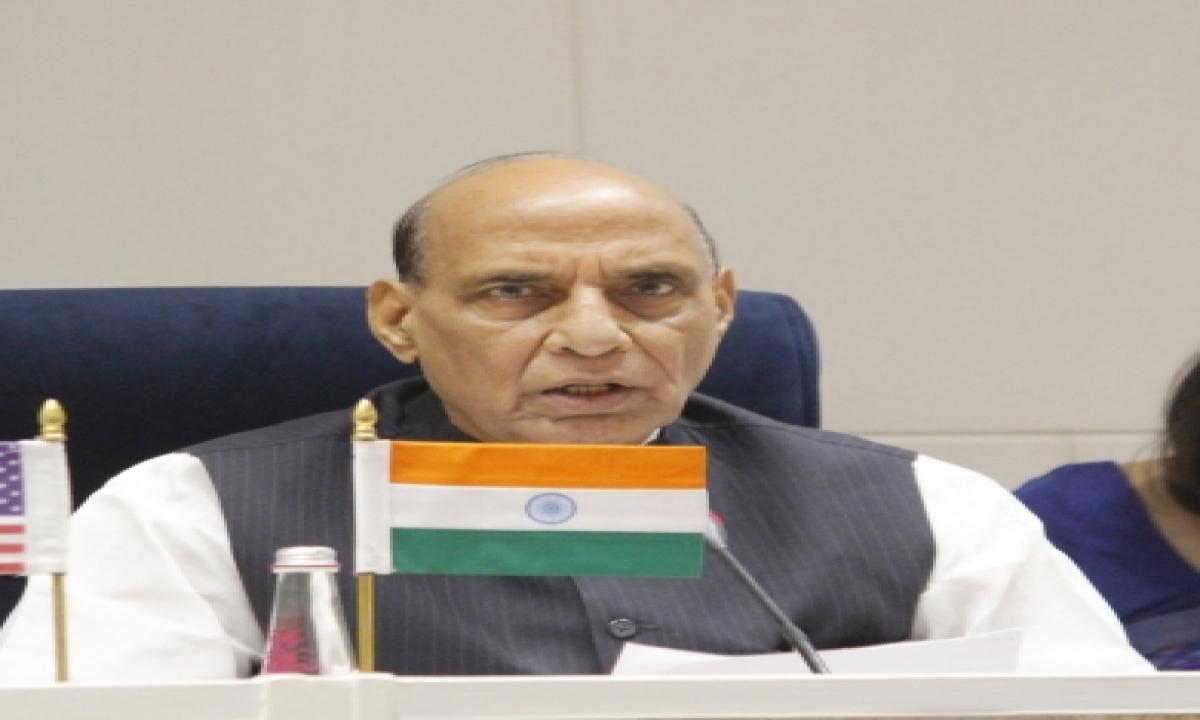 Rajnath Directs Defence Establishments To Set Up More Covid Hospitals-TeluguStop.com