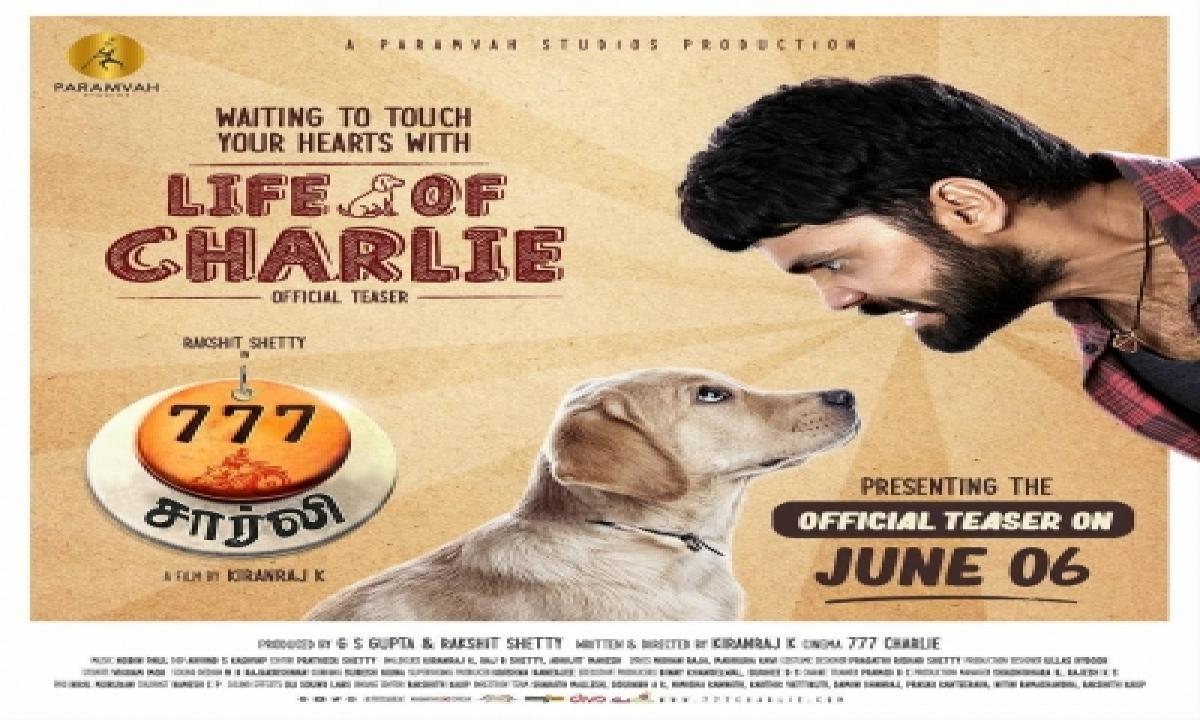 Rakshit Shetty On Pan-india Release Of '777 Charlie': Good Content Has Universal Language-TeluguStop.com